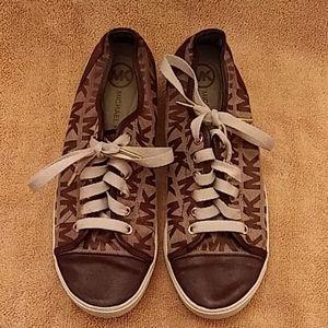Michael Kors Monogram Sneakers